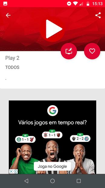 Baixar Redplay TV: Excelente aplicativo de TV Online 3