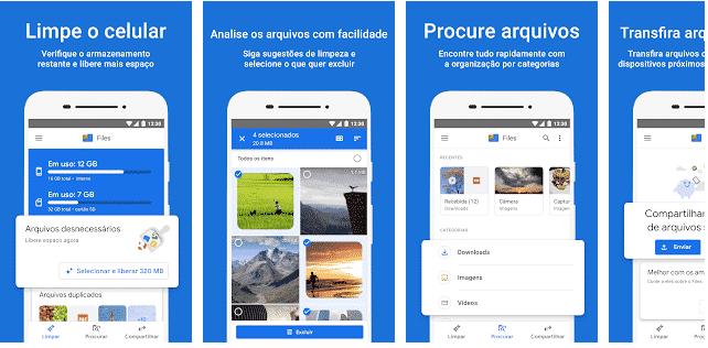 Como liberar espaço e aumentar armazenamento no Android 1