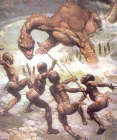 Mokele-mbembe, o suposto dinossauro vivo | Arquivo UFO