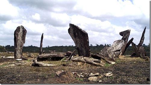 stonehenge brasileiro thumb Stonehenge brasileiro ainda é desconhecido do público