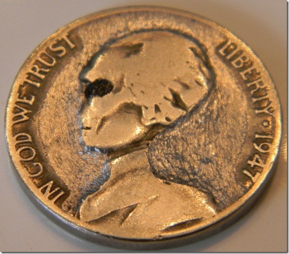moeda extraterrestre11 thumb Estas moedas extraterrestres são deste mundo