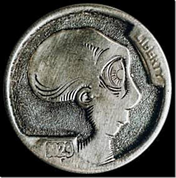 moeda extraterrestre5 thumb Estas moedas extraterrestres são deste mundo