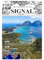 Lord Howe Island Signal 31 January 2021