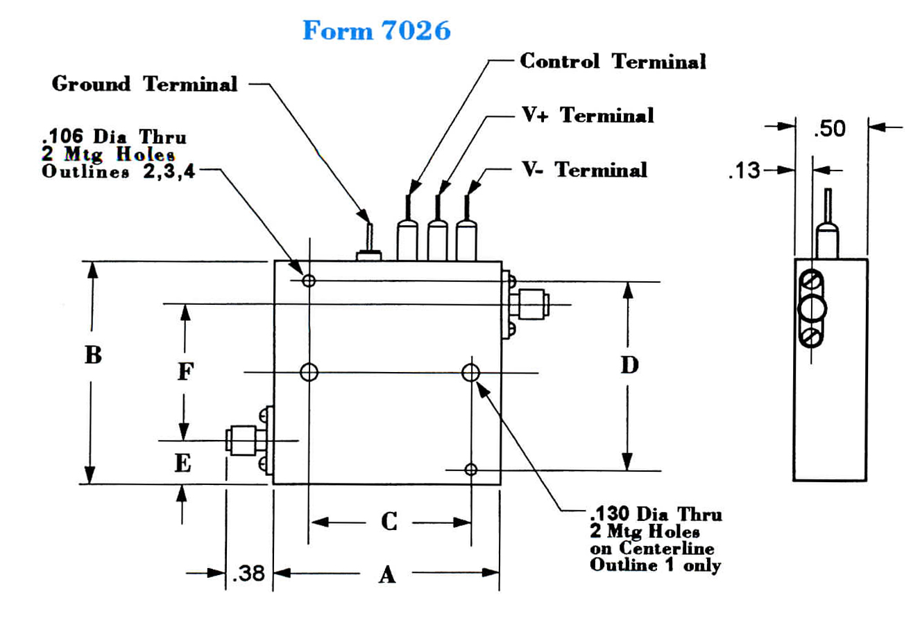 Voltage Controlled Modulator