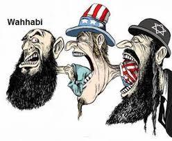 Arab Saudi Tumor di Jantung Islam