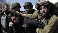 Tentara Israel Tangkap Aktivis Palestina