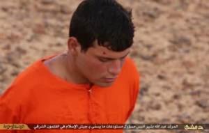 ARN00120040015113173_ISIS_Eksekusi_Pimpinan_Jaish_Al_Islam