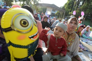 Sholat Idul Fitri di Indonesia