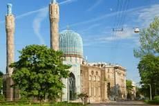 Masjid 'BIRU' St Petersburg