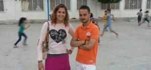 Lousia_Lamb_Relawan_Untuk_Palestina