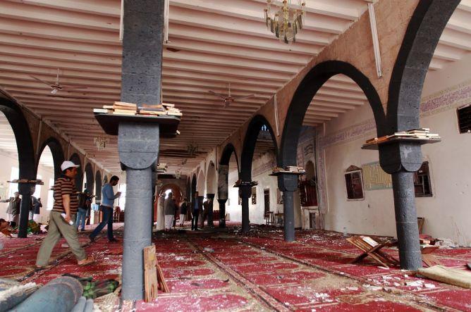 Masjid Sana'a