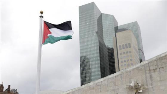 Bendera_Palestina_Berkibar_Di_PBB