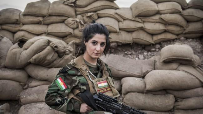 Berjuang Melawan ISIS, Wanita Denmark Justru Dianggap Ekstremis
