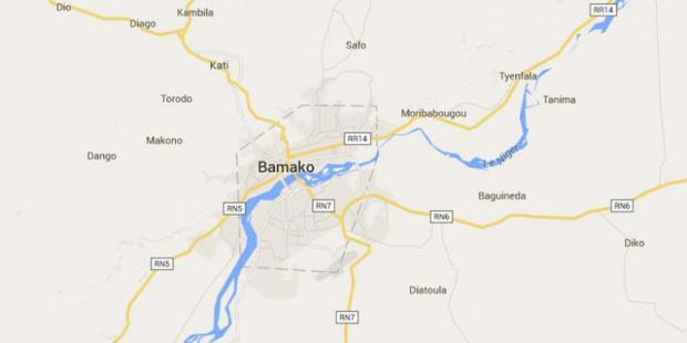 Peta Bamako Mali Afrika