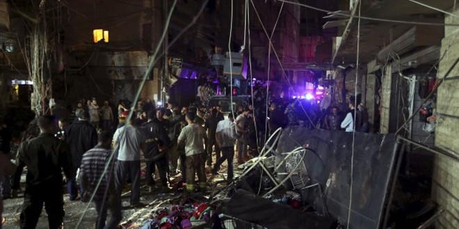 Teroris Pengirim Bomber Kembar Beirut Tewas di Suriah
