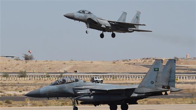 F-16-Saudi
