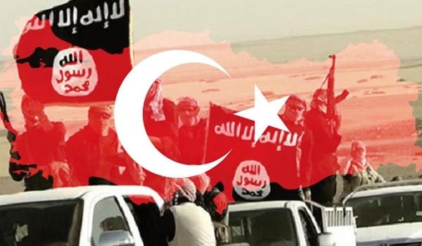 TERBUKTI! Ponsel Pimpinan ISIS Yang Tewas Tunjukkan Turki  Dukung ISIS