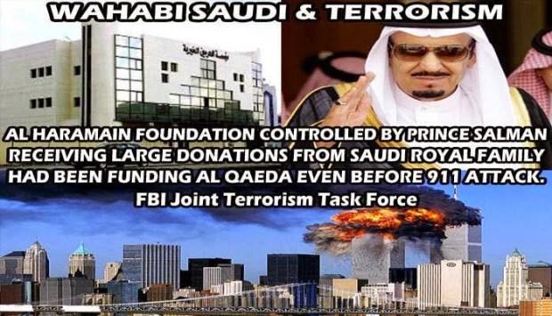 Wahabi Sekte teroris