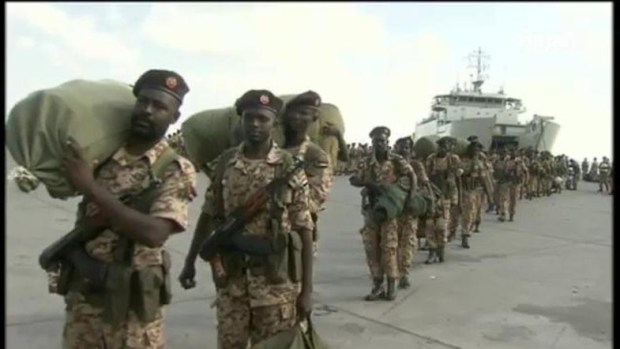 tentara-sudan