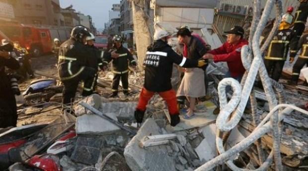 Gempa Taiwan 1