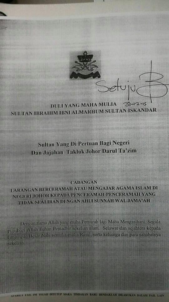 Maklumat Johor 1