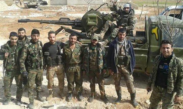 Pasukan Harimau SAA