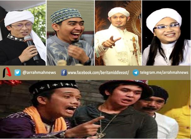 """Sayid Agil Al-Munawwar; Ustad-Ustad Muda di TV yang Bikin """"Nek"""""""
