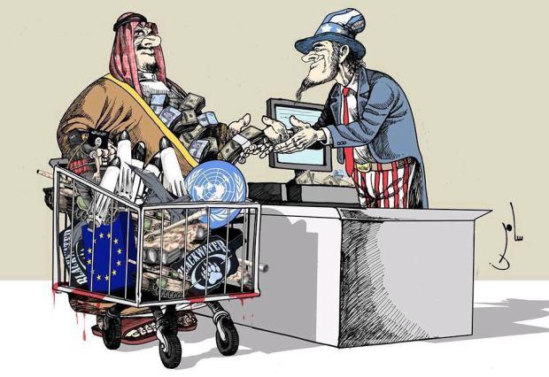 karikatur_perang_Yaman