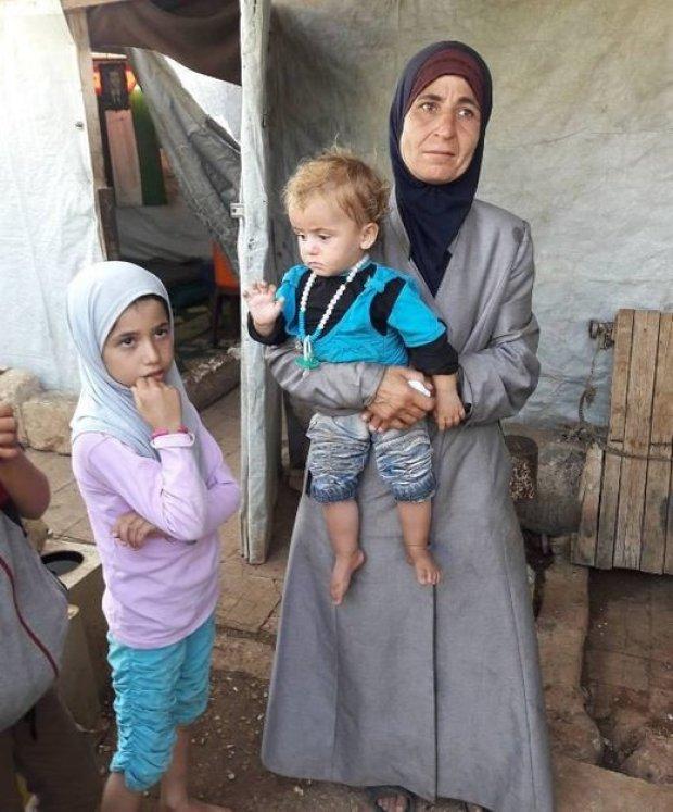 Pengungsi_Aleppo