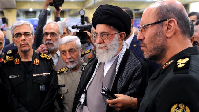 Ngabalin Stroke: Khamenei: Iran Berhak Tingkatkan Kekuatan Pertahanan