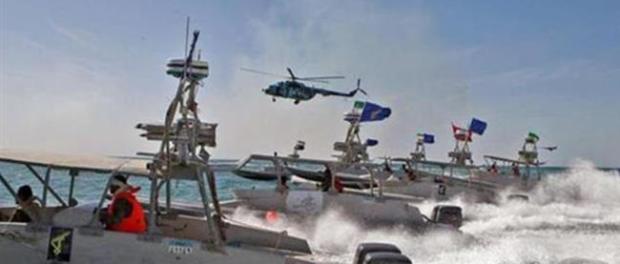 Angkatan Laut Iran, IRGC