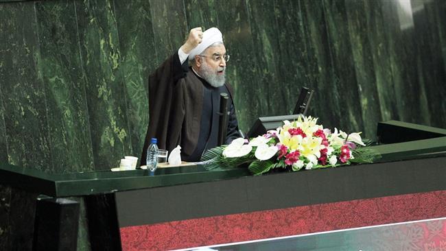 Rouhani Ingatkan AS: Perang dengan Iran, Induk dari Segala Perang