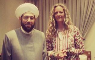 Vanessa_Beeley_Bersama_Mufti_Suriah