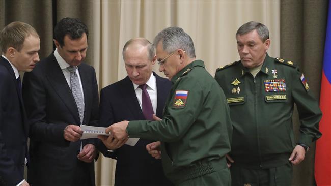 Kedatangan Bashar Assad ke Rusia Kejutkan Dunia: VIDEO