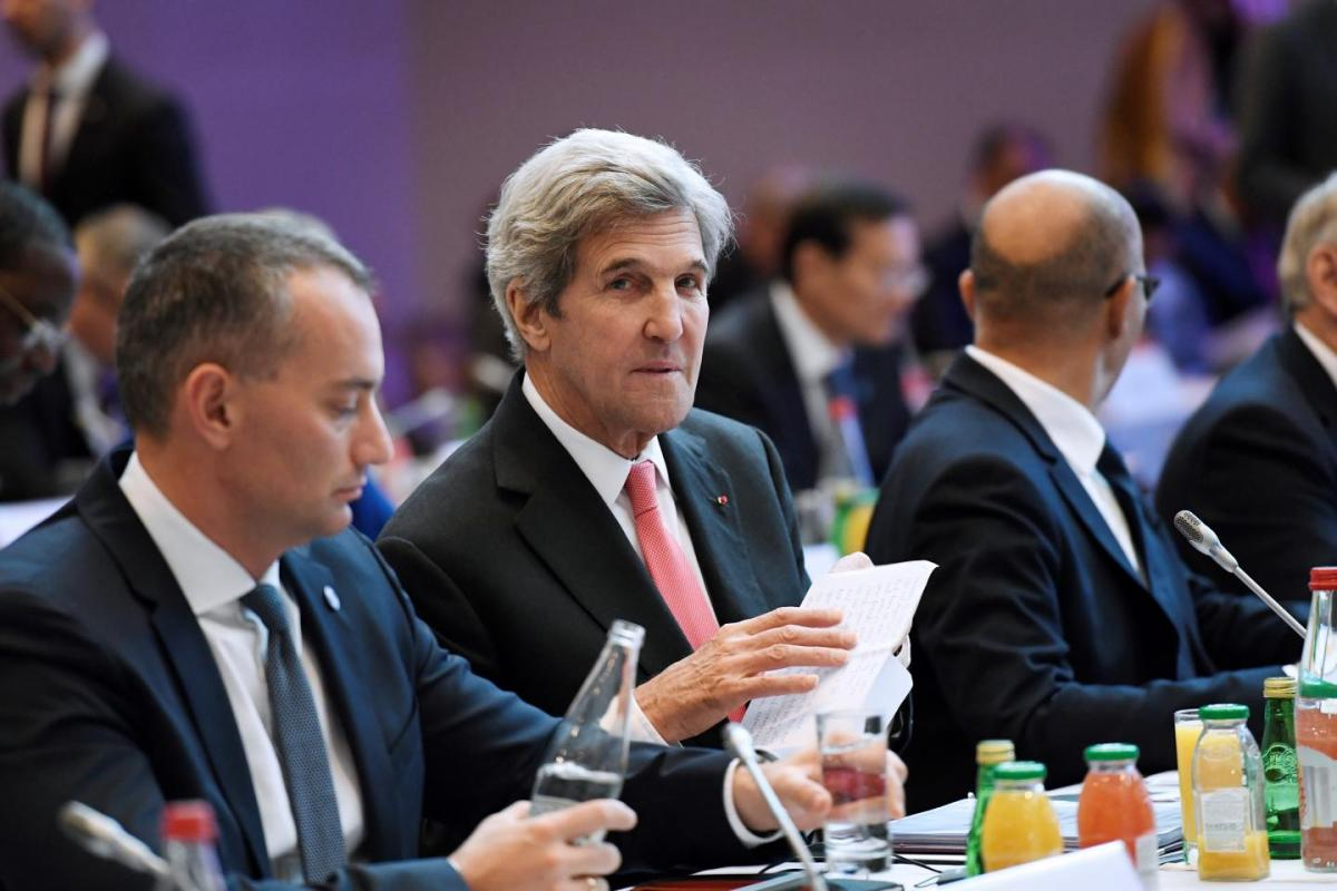 John Kerry: Israel Tak Ingin Damai dengan Palestina