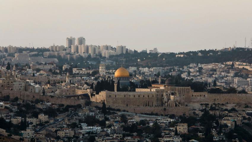 BIADAB! Arab Saudi Larang Keras Media Liput Perkembangan Situasi Yerusalem