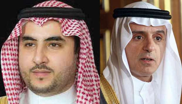 Laporan: Putra Mahkota Saudi Resmi Pecat Menlu Adel Al Jubeir