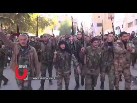 Brigade Quds Aleppo Serukan Intifada Ketiga: VIDEO