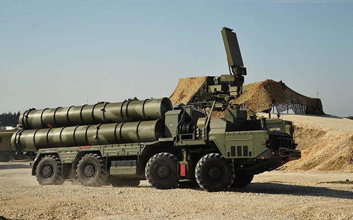 Marah pada Israel, Rusia Pasok Sistem Rudal S-300 ke Suriah