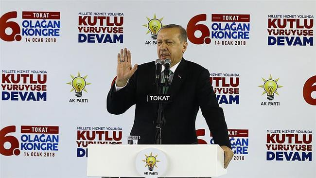 Erdogan Umumkan Rencana Hajar Kurdi di Perbatasan Suriah
