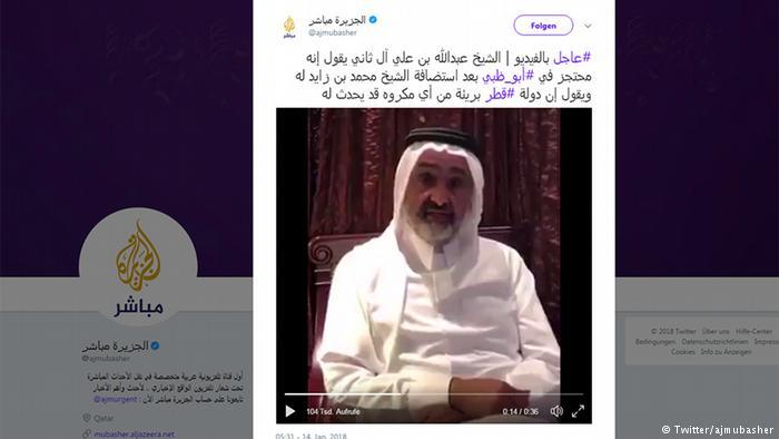Sheikh Abdullah, Bangsawan Qatar yang Terjebak dalam Janji Manis Saudi-UEA