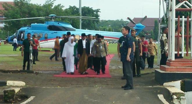 Habib Lutfi di Muktamar Jatman: Jokowi Bisa Bawa Indonesia Menjadi Negeri Makmur