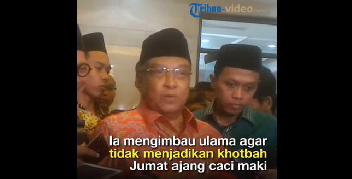 KH Aqil Siradj Tak Kenal Ustadz Abdul Somad