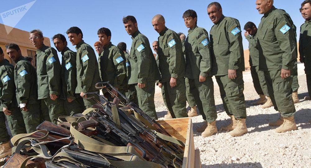 Analis: Pasukan Perbatasan Ujung Tombak AS untuk Pantau Pengaruh Iran dan Rusia