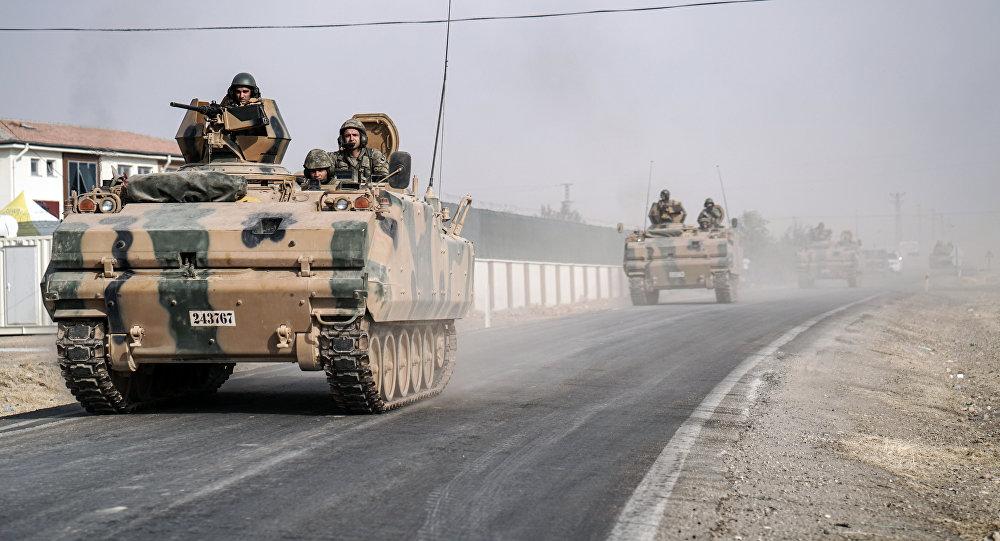 Hari ini Turki Hujani Kurdi dengan Bom di Afrin