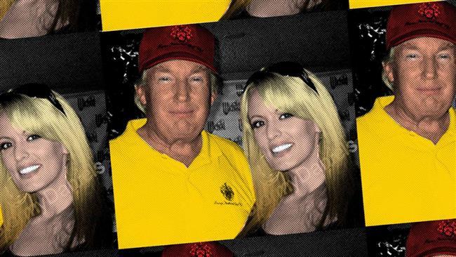 Pence Sebut Trump Berselingkuh dengan Bintang Porno