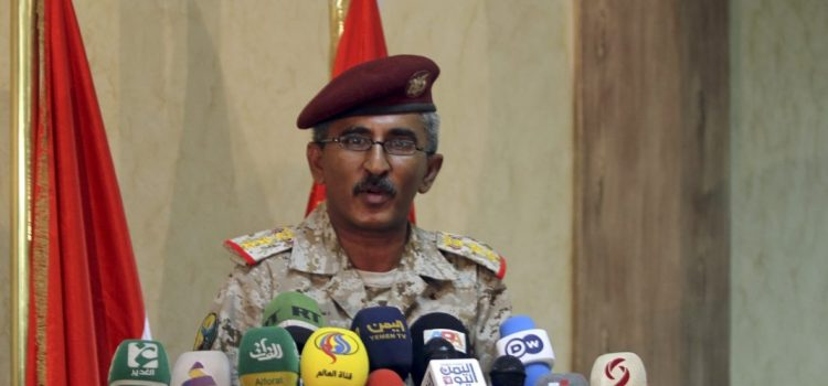 Jendral Lukman: 2018 Tahun Perkembangan Pesat Militer Yaman