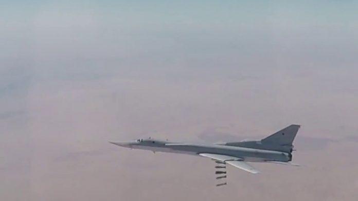 Jet-jet Rusia Hajar Jalur Pasokan Teroris di Idlib