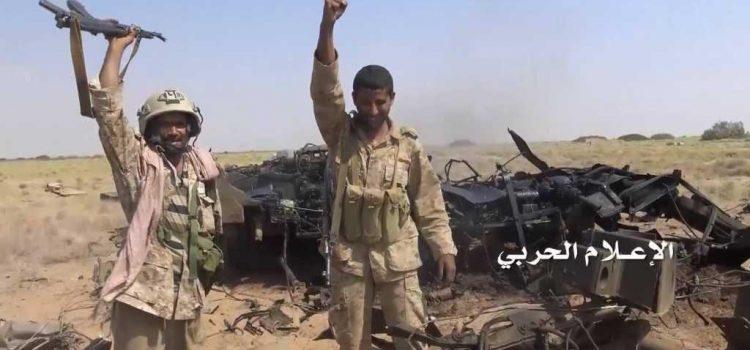MENGAMUK, Pasukan Yaman Hajar Tentara Bayaran Saudi di Berbagai Tempat