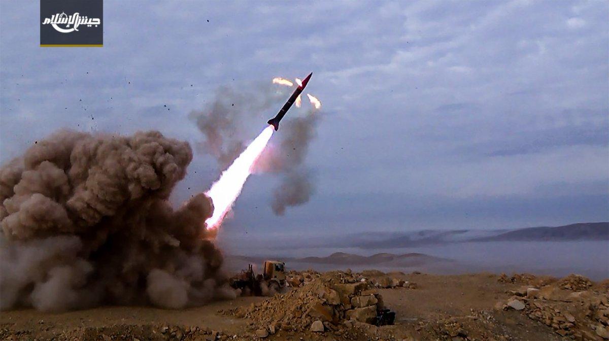 Teroris Ghouta Timur Tembakkan 70 Rudal ke Sasaran Sipil di Damaskus